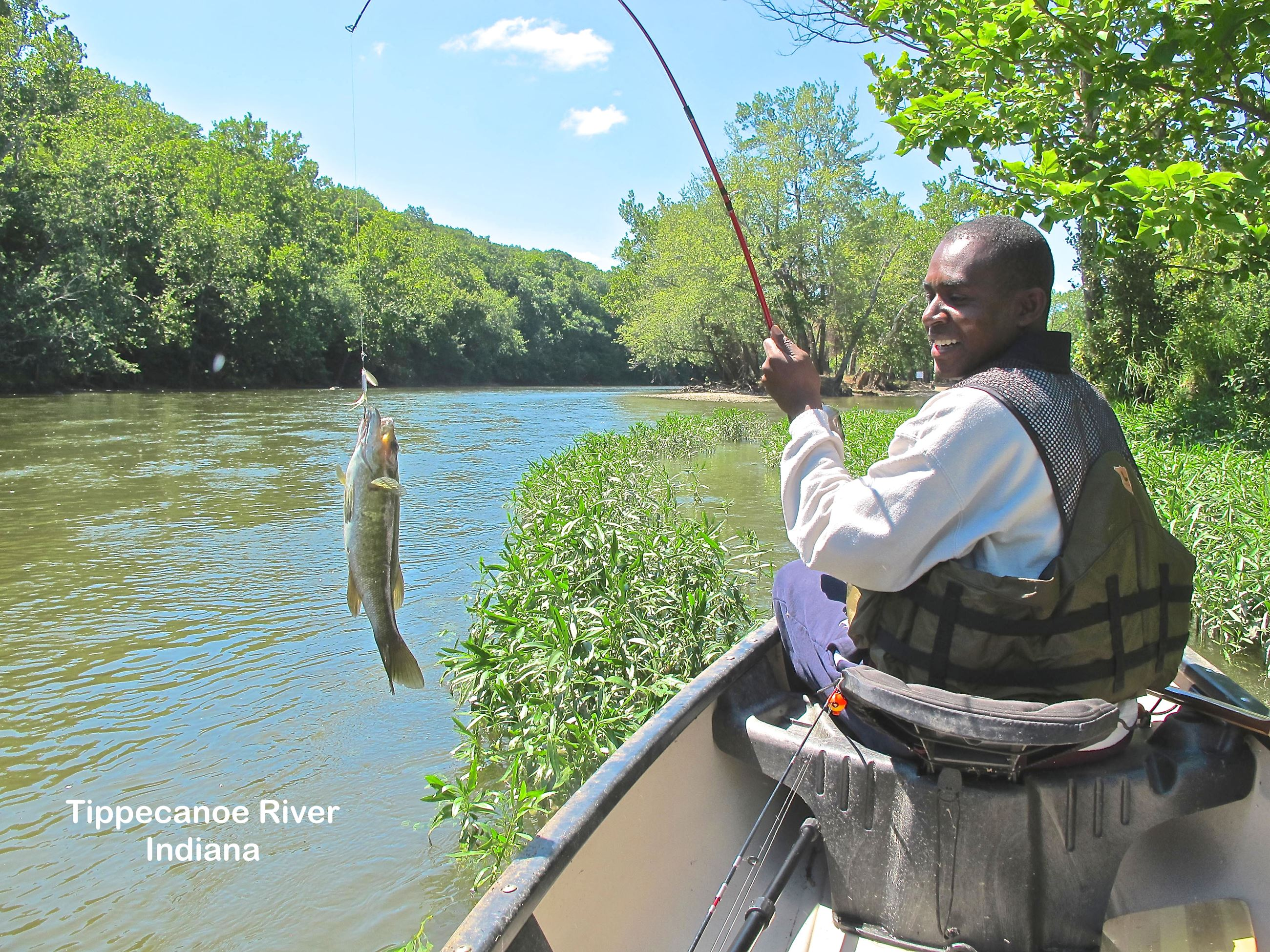 Fishing - Tippecanoe River