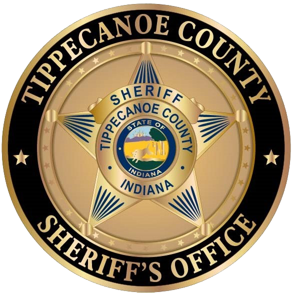 Tippecanoe County Sheriff's Badge