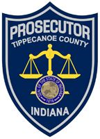 Tippecanoe County Prosecutor Badge