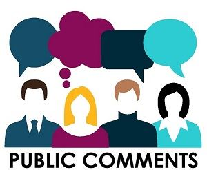 Public Comment Graphic with Link